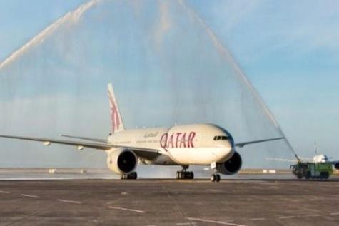 Record - Breaking Flight for Qatar Airways