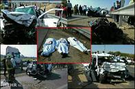 ۶۷ درصد از مرگ های ناشی ازتصادفات استان درحوزه بویراحمد و دنا است