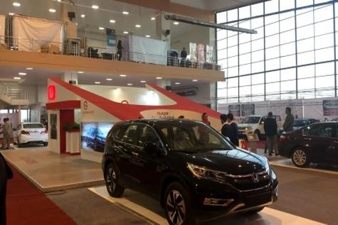 رخ نمایی خودرویی ها در نمایشگاه کرمان