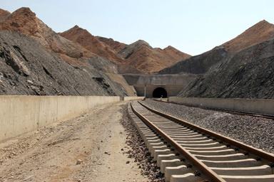 افتتاح تونل و واریانت ریگ-زرین در دههفجر
