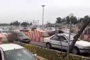 بیاعتنایی مردم به هشدارها و هجوم به جادههای خروجی تهران