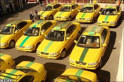 نوسازی 164 تاکسی فرسوده در قرچک