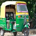 حمل و نقل عمومی در آگرا؛ هند