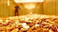 قیمت سکه ۱۴ فروردین۱۴۰۰ به ۱۰میلیون و ۷۴۰هزار تومان رسید