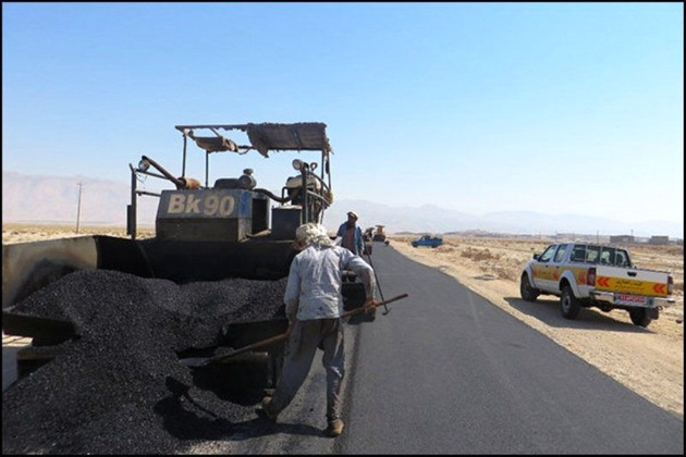 راهداری ۱۴۳ میلیارد ریال برای بهسازی جاده های کرمانشاه هزینه کرد