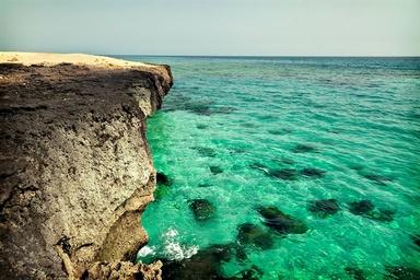 جزیره هندورابی مقصد گردشگری پایدار در خلیج فارس