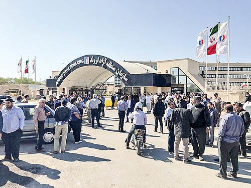 ورود گردشگران عراقی به منطقه آزاد اروند ممنوع شد