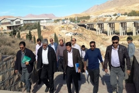 قدیمیترین ورودی شیراز احیاء میشود