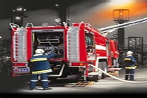 تولید خودروهای آتشنشانی متوقف نشده است