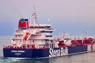 نفتکش بریتانیایی به زودی ایران را ترک میکند