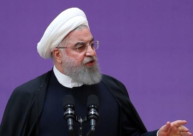 روحانی:اروپا اقدام عملی نکند، از  16 تیرماه سطح غنیسازی ایران دیگر 3.67 نخواهد بود +فیلم