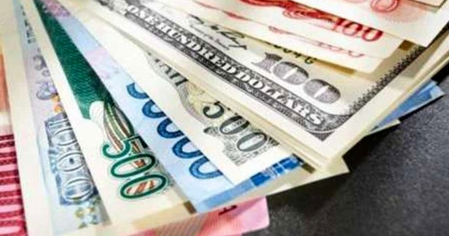 افزایش قیمت دلار و کاهش یورو و پوند بانکی