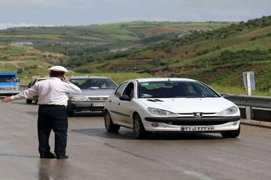 اعمال محدودیتهای ترافیکی در خراسان شمالی
