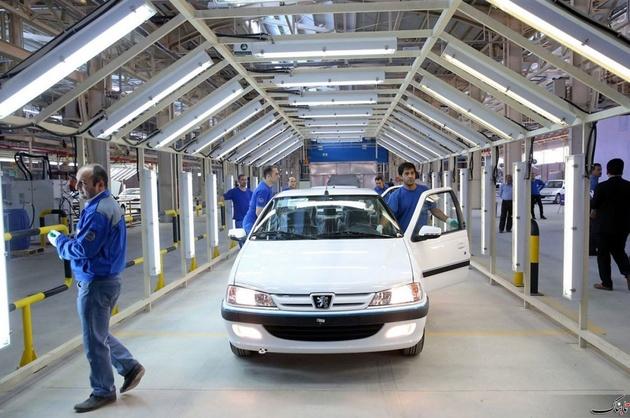 سه خودروساز بزرگ طی 9 ماه چقدر تولید داشتند؟