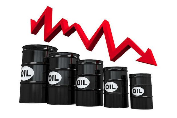 بدترین سقوط ماهانه نفت در ۶ ماه اخیر