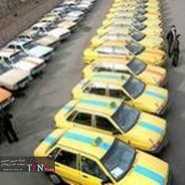 استقرار ۱۰۰تیم نظارت بر عملکرد تاکسی ها در پایانه های تاکسیرانی