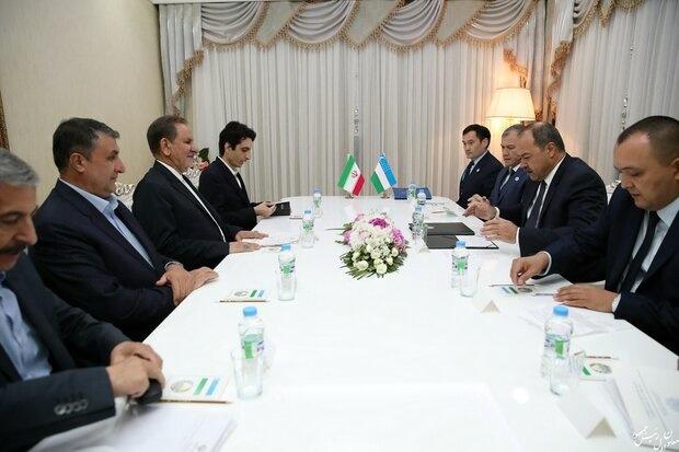 ایران آماده امضاء سند جامع همکاریهای حمل و نقل با ازبکستان است
