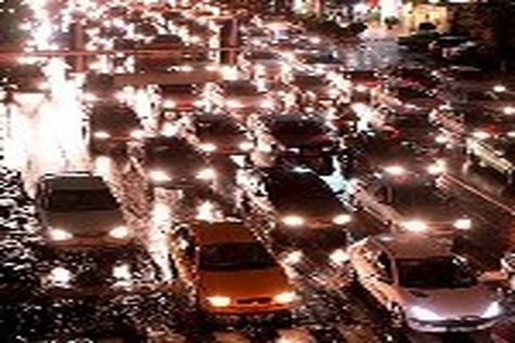 تغییر چهرهترافیک در شبهای پایتخت