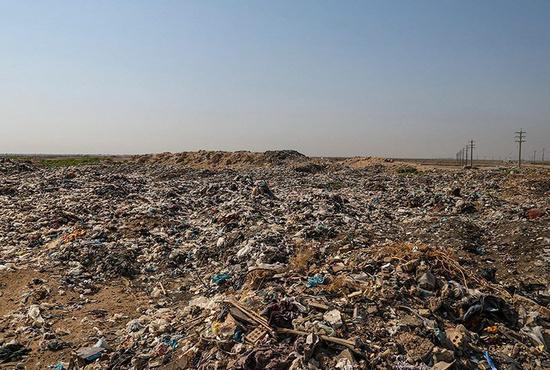 ببینید: ارتباط انباشت زباله با انتشار گاز متان چیست؟