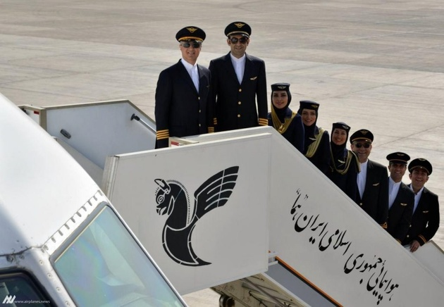 ناشنیدههایی از زبان دو مهماندار هواپیما