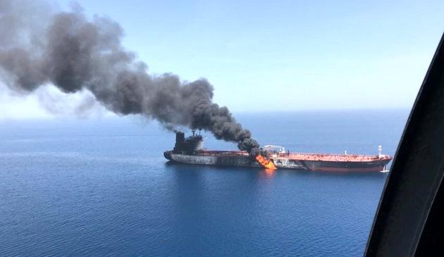انفجار نفتکشها هزینه بیمه را بالا برد