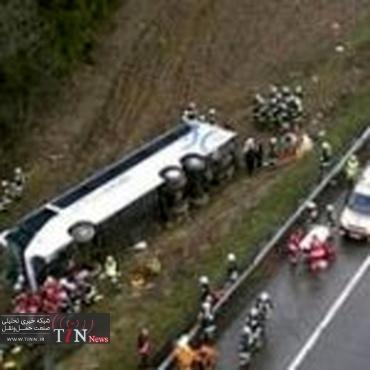 ایران جزو ۱۰رتبه اول در تصادفات