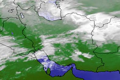 هواشناسی ایران ۱۴۰۰/۰۶/۰۶  هشدار وزش باد خیلی شدید در برخی استانها