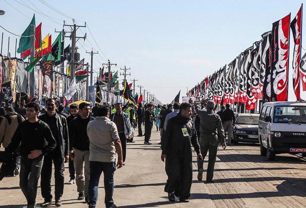 نزدیکترین مرز ایران به عراق آماده میزبانی از زائران اربعین