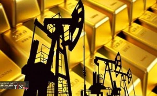 بهای نفت و طلا کاهش یافت