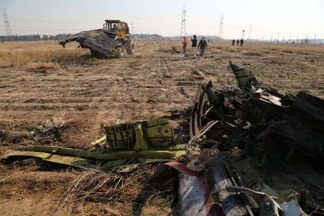 واکنش سوئد و آلمان به سانحه  هواپیما در ایران