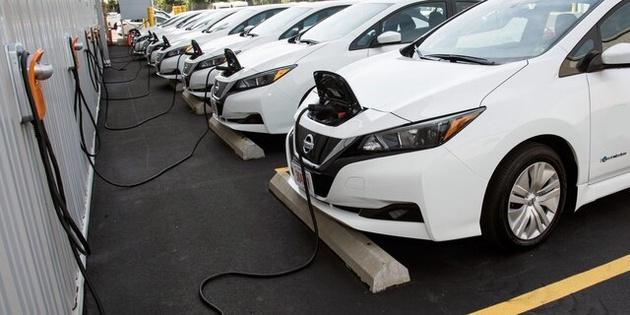 فروش خودروهای برقی در اروپا از چین جلو زد