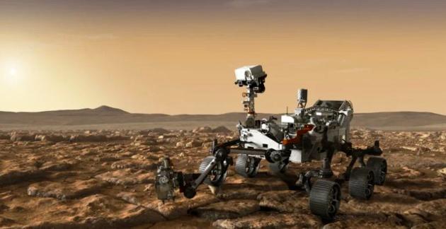 کشف ردپایی از حیات در سیاره سرخ