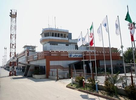 فرودگاه اهواز فرودگاهی با قدمت و مجهز