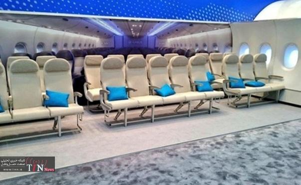 راحت ترین صندلی های هواپیما کجا قرار گرفته اند؟