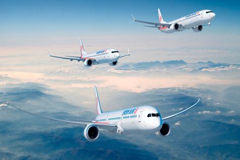 Chinese Airline Okay Airways Orders 15 737 MAX Airplanes