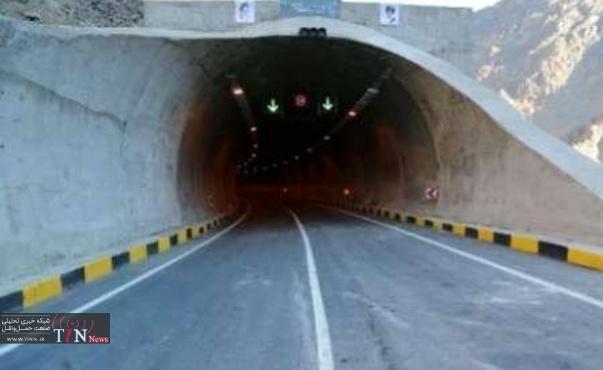 تونل محور سوادکوه زیربار ترافیک قرار گرفت