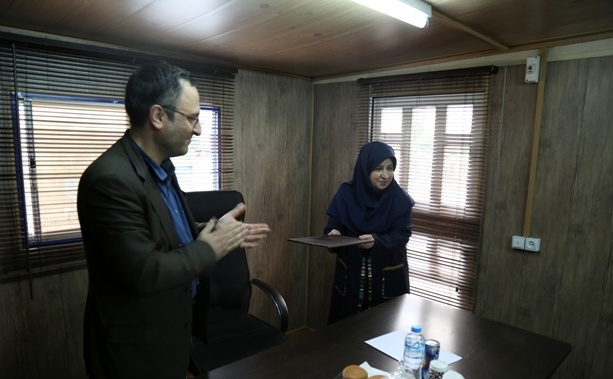 انتصاب اولین مجری زن در مترو تهران