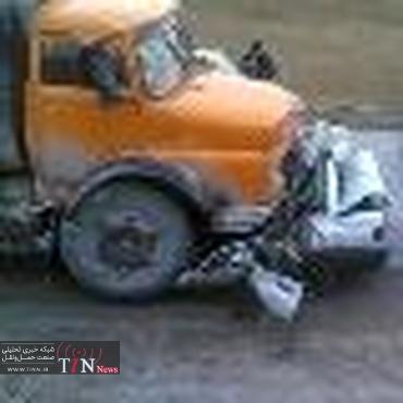 جاده بادرود - کاشان هنوز هم قربانی میگیرد