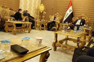 سفر سرپرست سازمان هواپیمایی کشوری به عراق