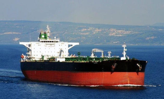 Iranian tanker departs for Persian Gulf carrying Venezuelan heavy oil