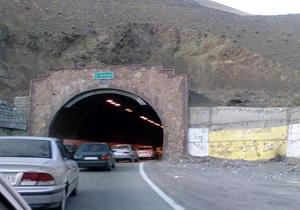 بسته شدن جاده هراز به مدت دو روز