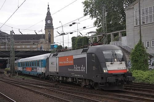 FlixBus to market HKX rail service