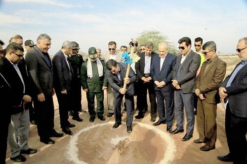 آغاز عملیات نصب سامانه کمک ناوبری فرودگاه ابوموسی