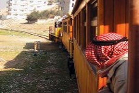 Amman airport rail link pre - feasibility study