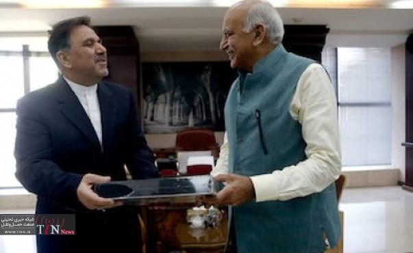 آمادگی ایران برای افزایش ترانزیت از افغانستان به هند