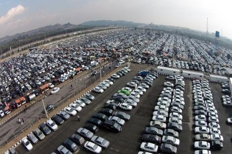 مکانیزه شدن مرکز خودرو دوران در شرق تهران