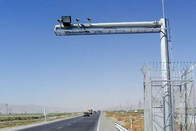 افزایش تعداد دوربینها در جادهها به 7000 دستگاه