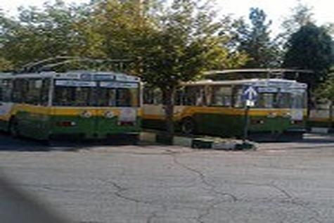 گزارش تصویری / بازگشت اتوبوسهای برقی پایتخت