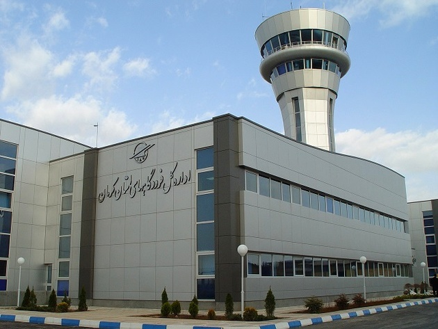 انتقال پروازهای داخلی فرودگاه کرمان به ترمینال پروازهای خارجی