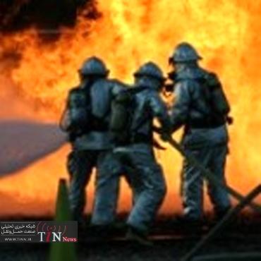 برگزاری مانور مشترک عملیاتی اطفاء حریق و امداد و نجات در بندر شهید رجایی